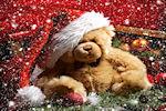 Новогодние картинки (рисунки) и фото на Новый 2018 год Собаки