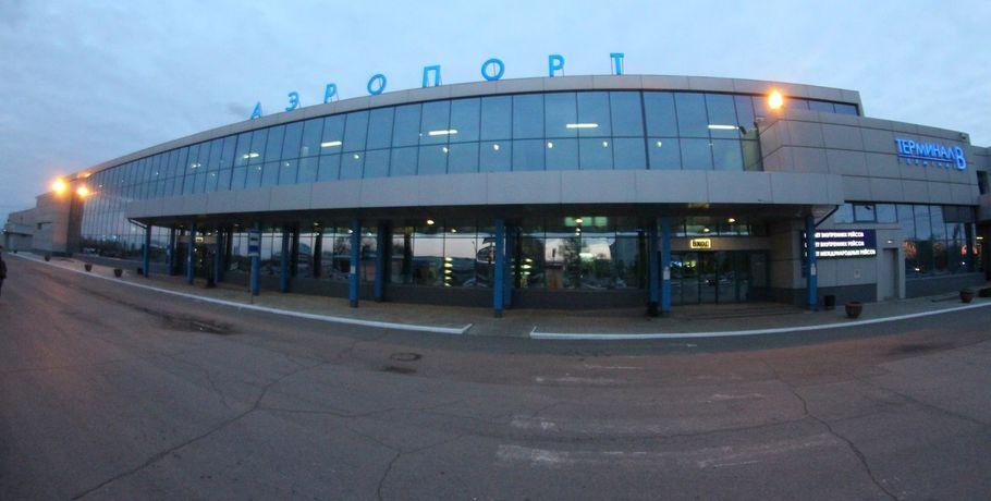 В Омском аэропорту назвали причину отключения электричества