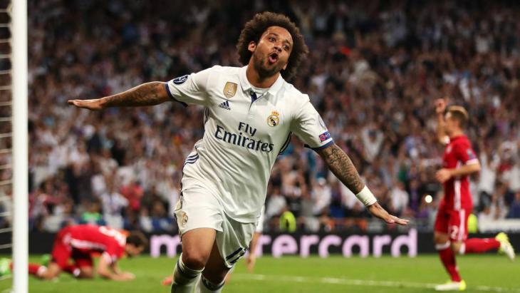 «Реал Мадрид» продлил Марсело