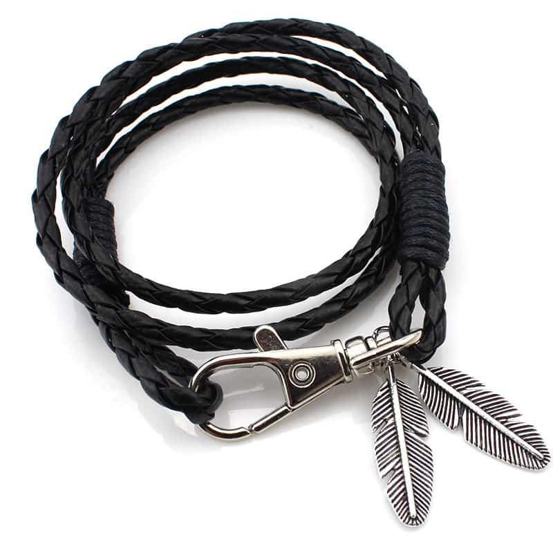 Оригинальные и стильные мужские браслеты