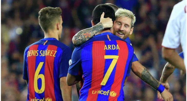 «Арсенал» следит за полузащитником «Барселоны»