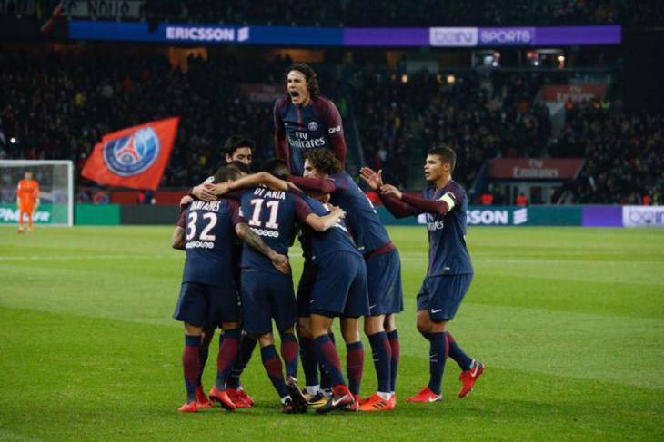 Чемпионат Франции: результаты матчей 13-го тура