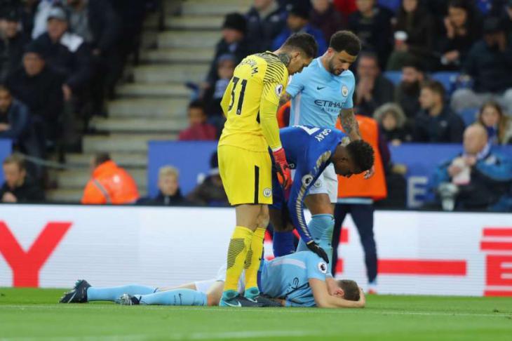 «Манчестер Сити» потерял ключевого защитника