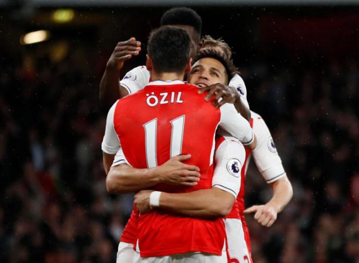 «Арсенал» потребует за Озила 30 миллионов фунтов