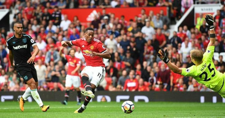 «Реал» заинтересован в услугах форварда «Манчестер Юнайтед»