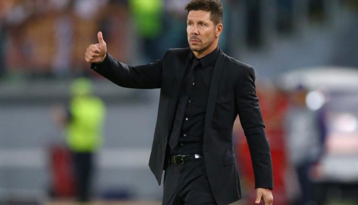 Симеоне попросил руководство «Атлетико» об одолжении