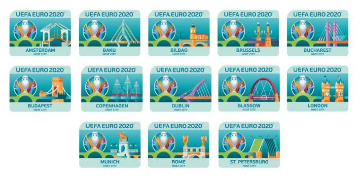 Матч открытия Евро-2020 пройдет в Риме