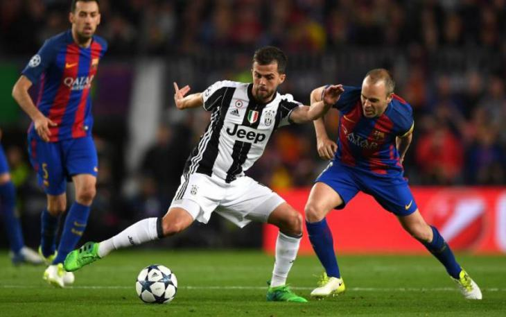 «Барселона» заинтересована в полузащитнике «Ювентуса»