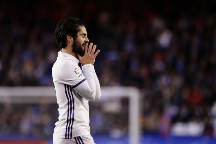 «Реал» может потерять полузащитника